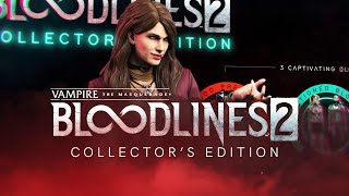 VTM: Bloodlines 2 - Collectors Edition Contents
