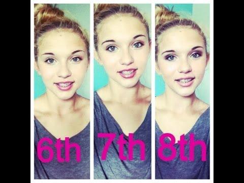 natural makeup new 729 natural makeup look for 7th graders