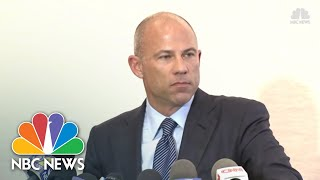 Watch Live: Avenatti Briefs On R. Kelly Investigation Following Charges | NBC News