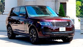 2018 Range Rover Review--THE BIG DOG