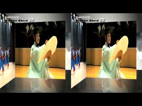 [Korea3DShowcase2011] Dance of Korea by 4 Season B&C