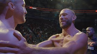 UFC Vancouver: Weigh-in Highlight