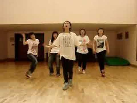 SHINee Dance Contest Winners.