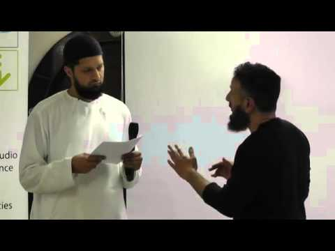 Dawah Training by Dr. Fazal Rehman - Part 4