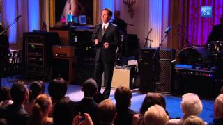 Jerry Seinfeld performs at the Gershwin Prize for Paul McCartney