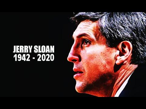 JERRY SLOAN (1942 - 2020)