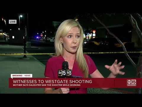 3 shot at Westgate in Glendale