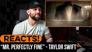 MUSICIAN REACTS to Taylor Swift -
