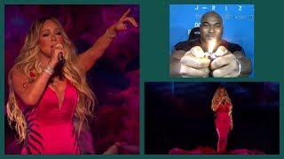 Mariah Carey - With You Live from the American Music Awards - REACTION