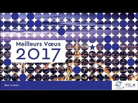 Season's Greetings - Meilleurs voeux 2017