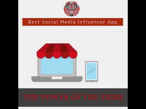 Social Media Influencer Marketing App ...
