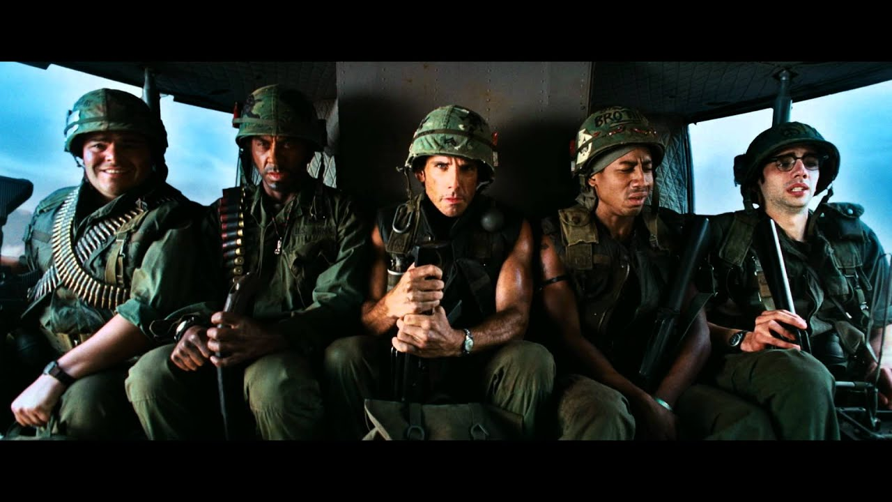 Trailer de Tropic Thunder