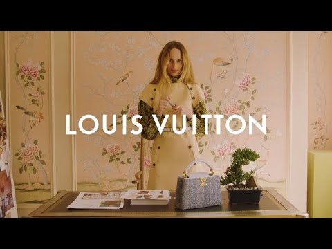 Louis Vuitton and Lauren Santo Domingo - A Day in the Life of the Capucines