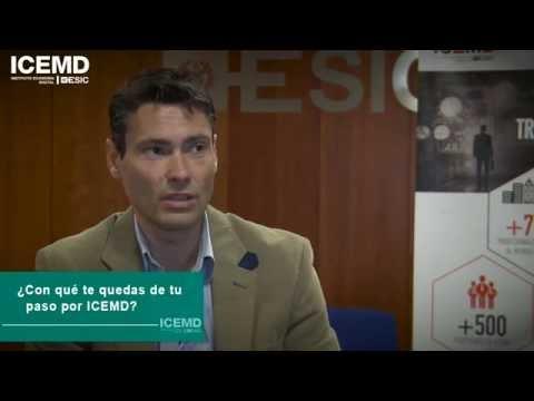 Protagonistas PSBD: Alberto Bastida, antiguo alumno del Programa Superior en Big Data