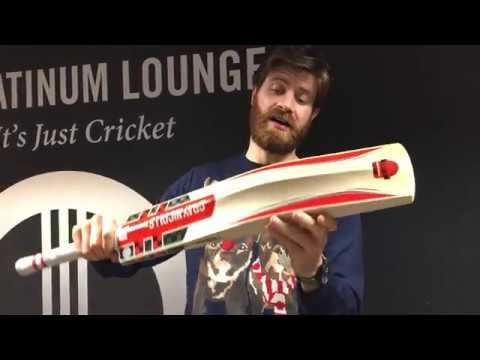 Gray-Nicolls Predator 3 Halestorm Cricket Bat
