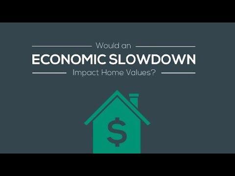 Would an Economic Slowdown Impact Home Values?  | Teresa Ryan | Ryan Hill Group