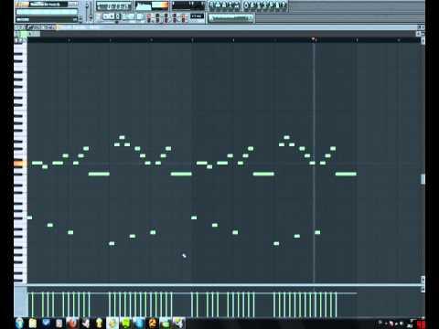 FL Studio : 12 Famous Hardstyle Melodies