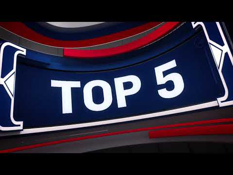 NBA Top 5 Plays Of The Night | July 30, 2020