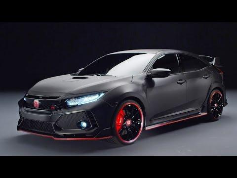 2018 Honda CIVIC TYPE R Prototype OFFICIAL Trailer