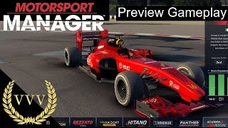 Motorsport Manager - First Look Preview