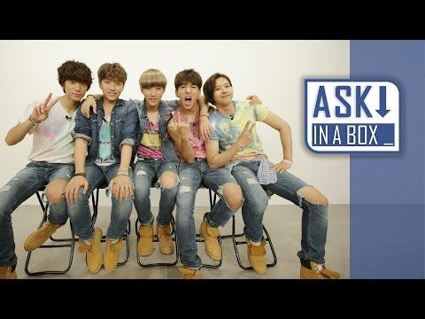 ASK IN A BOX: B1A4(비원에이포) _ SOLO DAY(솔로데이) [ENG/JPN/CHN SUB]