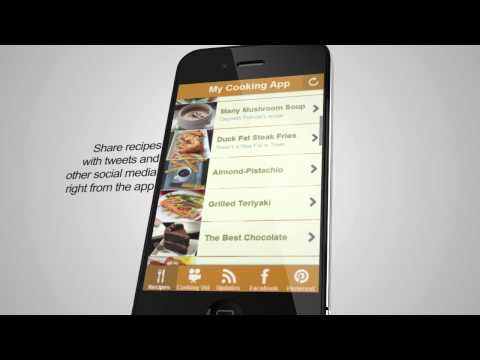 MyCookingApp is Like Having a Chief Chef in your Pocket