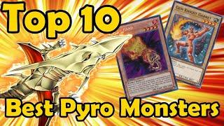 Top 10 Pyro Type Monsters in YuGiOh