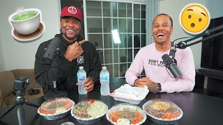 Korean Food Mukbang with BrisxLife! | Black People In K-Pop, Cultural Appropriation & Laughs