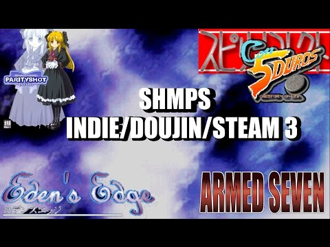 DIRECTO: SHOOT'EM UPS STEAM/INDIE/DOUJIN 3 (Intentos de 1cc) (60 FPS)