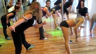 RIO Brazilian Butt lift bootcamp toning with LIZ