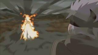 Naruto usa el modo Kurama/Kakashi piensa que Naruto es Minato| Boruto Uzumaki. 風