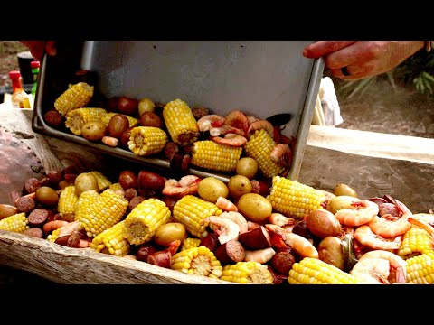 screenshot of youtube video titled Palmetto Scene | Slice of Life, Coming Home, Frogmore Stew