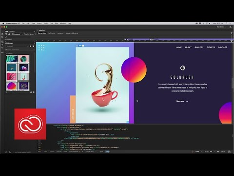 video Adobe Dreamweaver CC for Teams