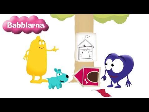 Babblarna - Hundkoja (Doddo & Bibbi)