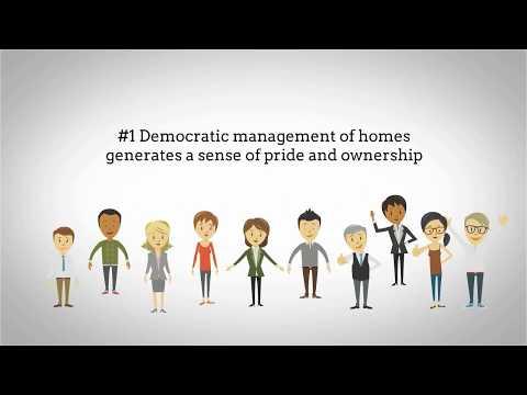 10 good reasons to choose co-operative housing