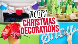 10 DIY Christmas Decorations - HGTV Handmade