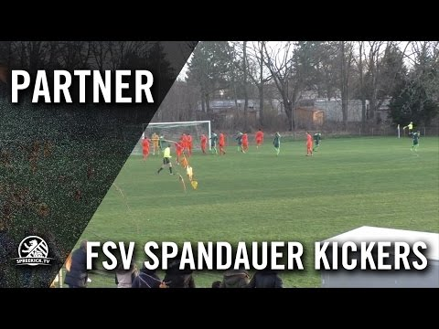SC Gatow - FSV Spandauer Kickers (Landesliga, Staffel 2) - Spielszenen | SPREEKICK.TV