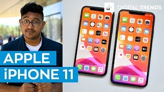 Apple iPhone 11 - iPhone 11 Pro - iPhone 11 Pro Max   Hands On