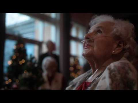 A Christmas Surprise for our Senior Veterans