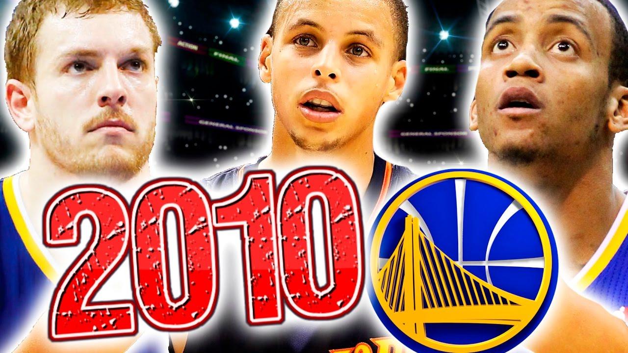 Rebuilding The 2010 Golden State Warriors Challenge | NBA 2K17 Challenge