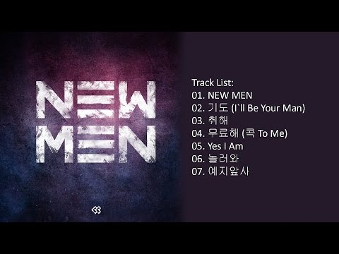 [Full Album] BTOB – NEW MEN (Mini Album)