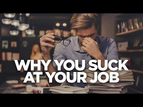 Why You Suck at Your Job - Young Hustlers photo