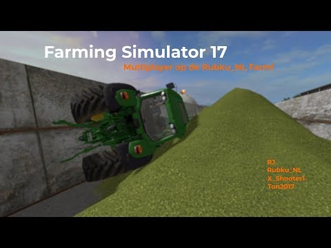 Farming Simulator 17 Livestream 24102017