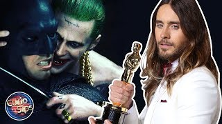 Jared Leto Enjoyed Running Away From the Police?!