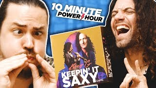 Kenny G BOARD GAME?!? - 10 Minute Power Hour