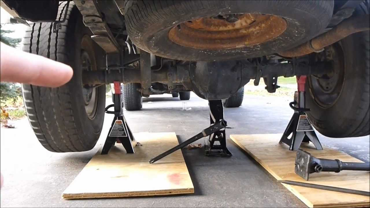 What Size Floor Jack For Tundra