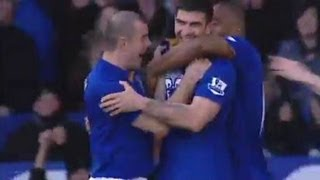 Everton 2-0 Blackpool - Official Highlights and Goals | FA Cup 5th Round 18-02-12
