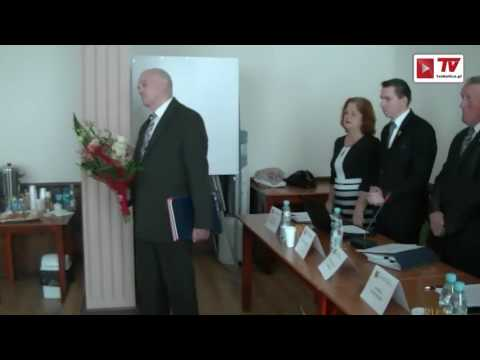 Dyplom dla Bohdana Czacharowskiego