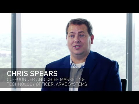 Chris Spears from Arke talks Marketing Technology South