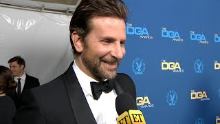 Why Bradley Cooper Is Nervous to Sing With Lady Gaga at 2019 Oscars